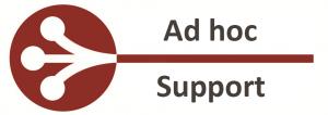 ad hoc support