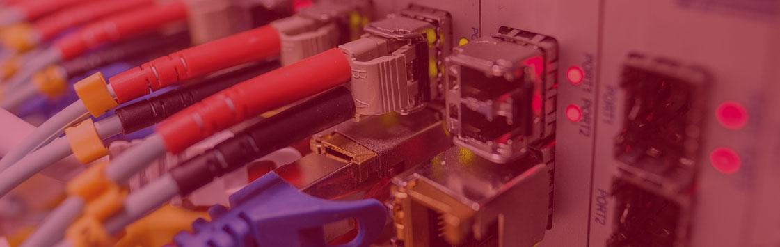 fibre optic cables internet